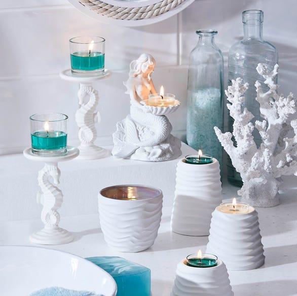 Deko-Ideen fürs Badezimmer
